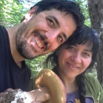 Romina Gabrielli y Antonio Fdez. de Molina