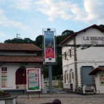 Estación de Coll de Saint Ignace, punto de partida del tren cremallera