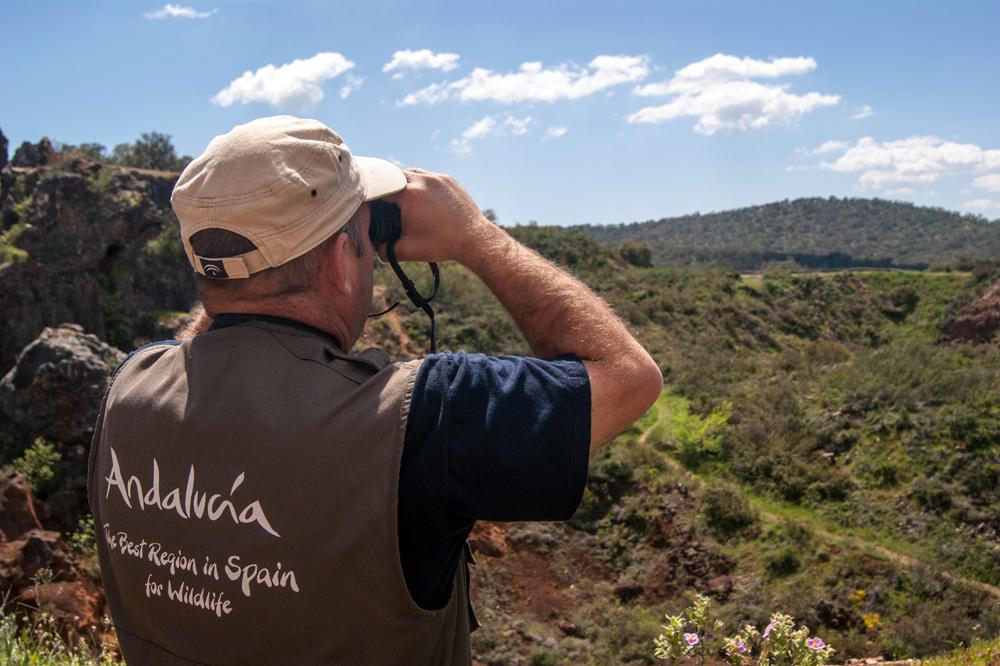 ecoturismo en Andalucía