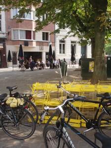 Turismo sostenible en Bruselas