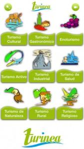 app TURINEA