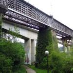 Viaductos viejo y nuevo