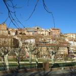 Tras la excursión, merece la pena disfrutar de la ciudad de Tarazona, rica en monumentos, siendo recomendable dejarse perder por las callejuelas de su zona antigua.