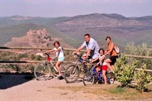 turismo rural y viajar con niños