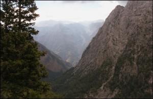 Samaria: la garganta más larga de Europa